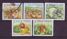 JERSEY - 2001 - MiNr. 968-972 (Jahreszahl 2003) - Gestempelt - Jersey