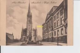 Neus  Marienkirche U Haupt-jolland - Neuss