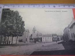 1postkaart  Herck De Stad    Hoesselt      Les Environs De Tongres -omstreken Tongeren - Hoeselt
