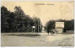77-CHELLES-Les Coudreaux. Avenue Arago   Animée. - Chelles