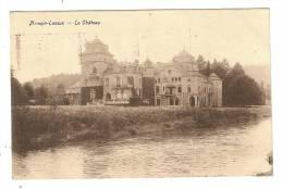 CPA : Belgique : Hamoir Lassus - Le Château - Hamoir