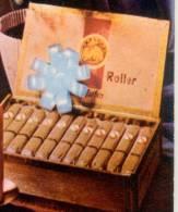 CIGARROS CIGARS ROLLER VARIEDAD PERFECTOS CPSM VOYAGEE 1967 RARE PROPAGANDE PUBLICITE TABACO FUMEUR - Pubblicitari