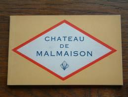 Château De MALMAISON / Carnet 20 Cartes ( Voir Foto´s Voor Details ) !!