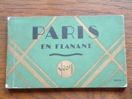 PARIS ( Yvon Série 1 ) / Carnet 20 Cartes ( Voir Foto´s Voor Details ) !!