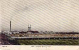 Cotton Compress. Hobart. Okla.   (52140) - Etats-Unis
