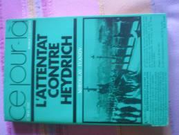 "Livre ""l'atentat Contre Heydrich"" - 1939-45"