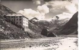 6366 - Saas-Tal Hotel Matthmark Gegen Monte Moro - VS Valais