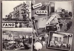 FANO , Pensione Roma   * - Fano