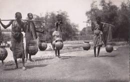 Afrique -  Niger - Femmes - Etnies - Nues - Eau - Edition Fontanon - Niger