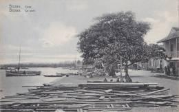 Afrique - Guinée  Bissau - Bissau - Caes - Wharf - Guinea-Bissau