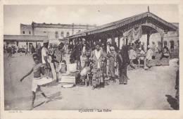 Afrique - Djibouti - Marché Halles - Gibuti