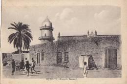 Afrique - Djibouti - Mosquée Hamoudi - Gibuti