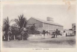 Afrique - Djibouti - Poste - Djibouti