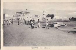Afrique - Djibouti - Route De Boulaos - Gibuti