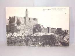Jérusalem. Citadelle De Zion. - Israel