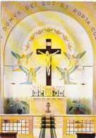 Brasil Brazil Brésil - Pampulha Belo Horizonte Colégio Santa Marcelina - Jésus Christ - Brésil