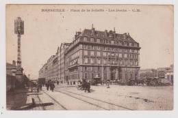 Marseille - Place De La Joliette - Les Docks - Joliette, Zona Portuaria