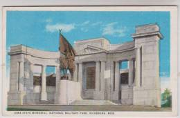 CPA IOWA STATE MEMORIAL NATIONAL MILITARY PARK, VICKSBURG, MISS - Autres