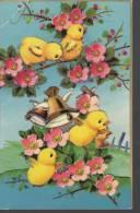 Joyeuses Pâques - Carte Avec Des Brillant - Pâques