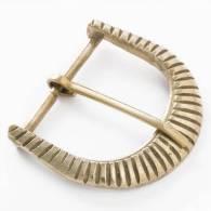 Hebilla Recreación Medieval Tipo D. - Uniformes