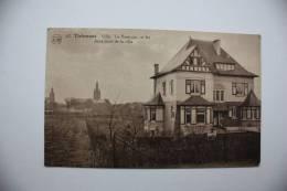 Tirlemont  Tienen   Villa La Roseraie Et Les Deux Tours De La Ville - Tienen