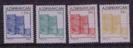 Azerbeidzjan Yvertnrs: 83/86 Postfris - Azerbaïdjan