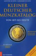 Münz Katalog Schön 2003 Antiquarisch 10€ Numisbrief Numisblatt Coin Catalogues Of Germany Austria Helvetia Liechtenstein - Liechtenstein