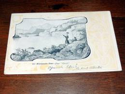 """Carte Postale Ancienne : FERNANDO POO : Lago """"LORETO"""" - Guinée Equatoriale"""