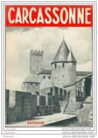 CARCASSONNE La Cité Par Pierre Morel - Relevés De Pierre Embry - 11 Aude - Languedoc Roussillon - Languedoc-Roussillon