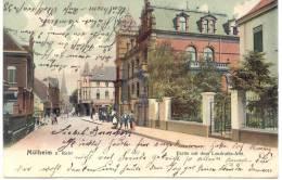 MUELHEIM A D Ruhr - MULHEIM Partie Mit Dem Landraths - Amt - Mülheim A. D. Ruhr
