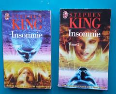 Stephen KING Insomnie Tome 1 Et 2, Collection J´ai Lu - Fantasy