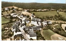 CP  64  ESQUIULE     242-21  A     Vue  Génerale  Aérienne    Village  De  497  Habitants - Otros Municipios