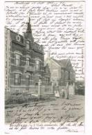 "Carte Postale ""RousBrugge - Ecole Communale / Gemeentelijke School"" - Brugge"