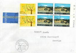 Iceland Cover 1976 - Iceland