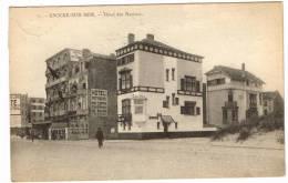 """Carte Postale """"Knokke / Knocke - Hôtel Des Nations - Hotel Van Naties"""" - Knokke"""