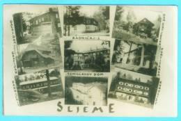 Postcard - Zagreb, Sljeme    (8526) - Croazia