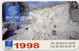 Calendarietto - 1998 Boart Sint - Utensili Diamantati - Calendari