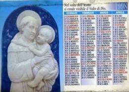 Calendarietto - 1998 S.antonio - Formato Piccolo : 1991-00