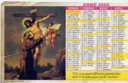 Calendarietto - 2000 S.francesco - Formato Piccolo : 1991-00
