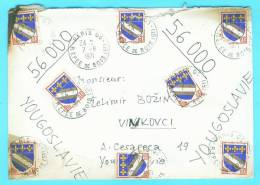 Old Letter - France - Other