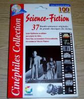 Sybex Original Cd-Rom Science-Fiction 37 Bandes Annonces Grands Classiques Cinéphile Collection - Sciences-Fictions Et Fantaisie