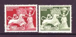 Germany B206-7  * - Unused Stamps