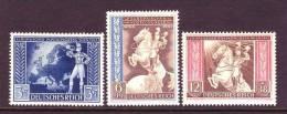 Germany B209-11   *  U.P.U. Issue HORSE - Unused Stamps