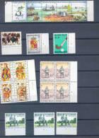 Belgie - Belgique Ocb Nr:  Lot Plaatnummers  ** MNH  ( Zie   Scan) 2273 1695 1535 - Plate Numbers