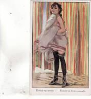 Femme En Lessive Annuelle N 2496 - Illustrators & Photographers