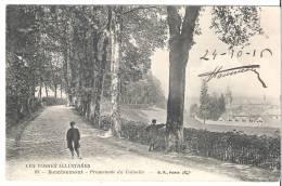 REMIREMONT 88 Vosges La Promenade Du Calvaire - Remiremont