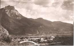 SAVINES (05) Pont Sur Le Réallon , Quartier De La Gare Et Le Morgon (2326 M)     CPSM - Andere Gemeenten