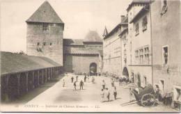 ANNECY - Intérieur Du Château Nemours - Annecy
