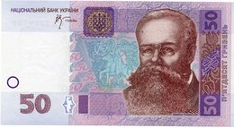 Ukraine - 50 Hryven 2011 UNC NEW!!! Sign. Arbuzov - Ucrania