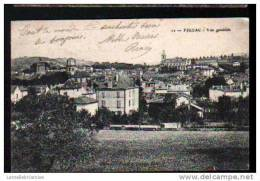 46 - FIGEAC - VUE GENERALE - Figeac